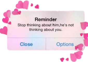 reminder iphone love onesidelove crush freetoedit