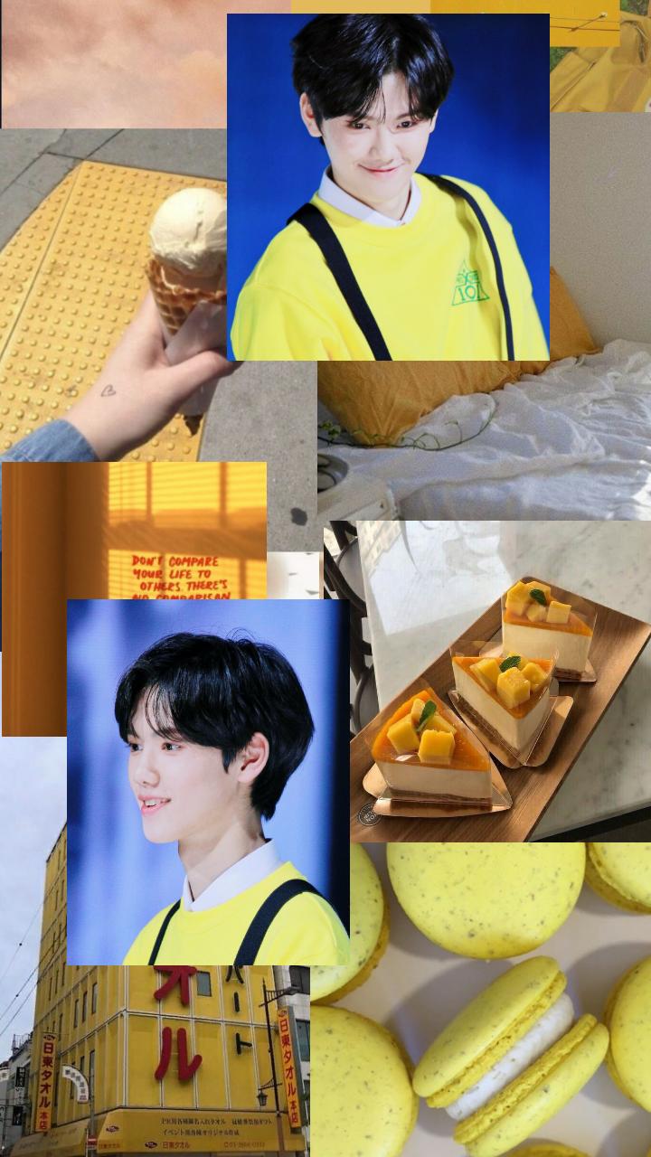 Freetoedit Kangminhee X1 Wallpaper Kpop