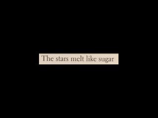 text stars sugar soft sweet freetoedit