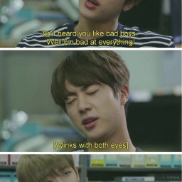 jin funny jinprincess bts seokjin