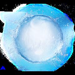 circle bubble water drop transparent stickersfreetoedit freetoedit