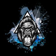 gorilla paint kzap graffiti