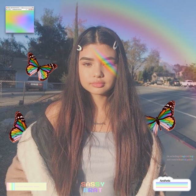 #freetoedit #aesthetic #aesthetics #aestheticedit #aesthetictumblr #aesthetictext #aestheticrainbow #rainbowaesthetic #rainbow #rainbows #rainbowlight