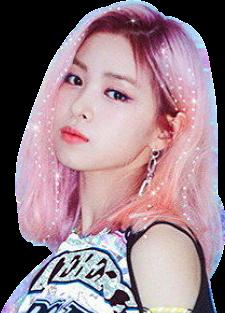 Itzy Ryujin Sticker By Amour