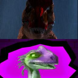 rex crossover goose universe