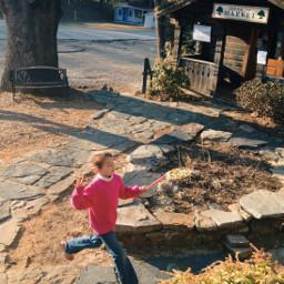 stone child playing walkway freetoedit pcmadeofstone
