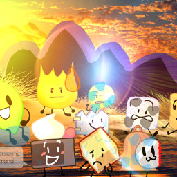 The Newest bfdi Images on PicsArt