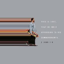 freetoedit bibleverse love obey commandments