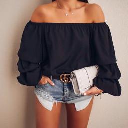 guccigirl guccibelt summeroutfit