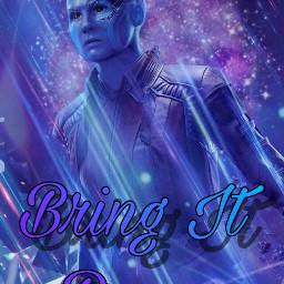 nebula marvel mcu avengers avenger freetoedit