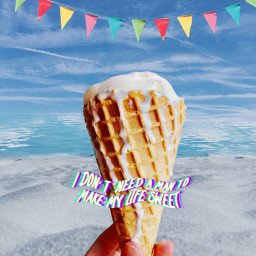 freetoedit vipshoutout keepitsimple123 icecream beachday