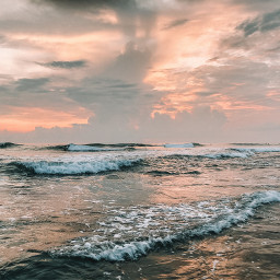 beach nature water background backgrounds freetoedit