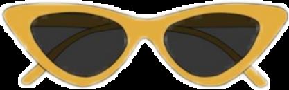 yellow sunglasses freetoedit