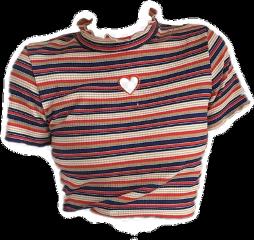 fashion shirt top stripe cute freetoedit