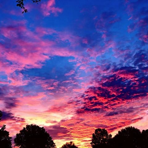 #pcshadesofblue,#shadesofblue,#sunset,#blue,#fire,#pcbluehour,#pctheblueabove,#pcbreathtakingviews,#breathtakingviews