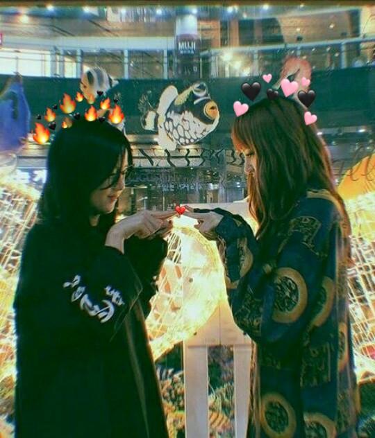 #freetoedit  #blackpink #jisoo #lisamanoban #cute