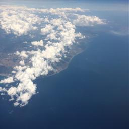 selfmade traveling travel cloud sky