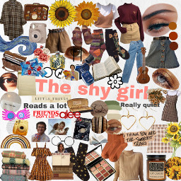 freetoedit shy shygirl aesthetic like4like