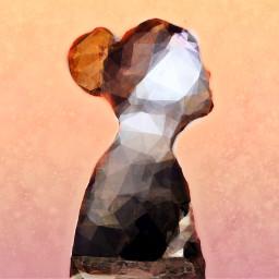freetoedit remixit polygonart colorgradient