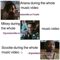 arianagrande socialhouse boyfriend girlfriend musicvideo