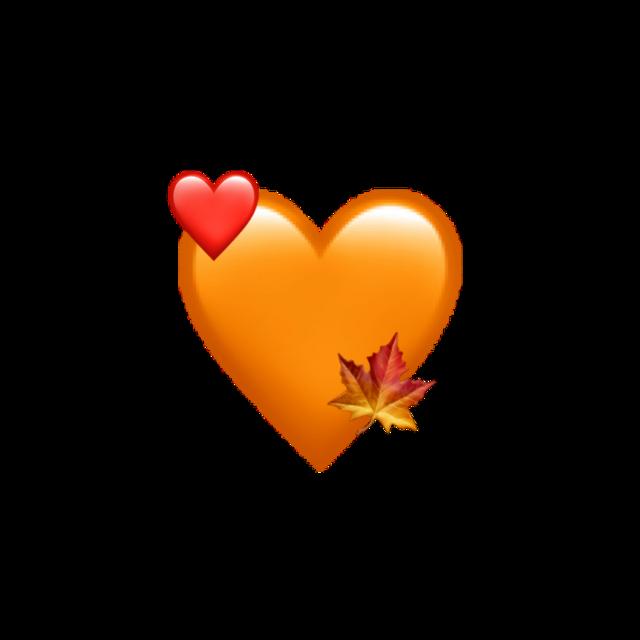 #heart #heartemoji #orange #orangeheartemoji #orangeheart #orangeaesthetic #aesthetic #heartemoji #freetoedit