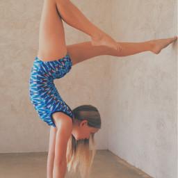 gymnast freetoedit acro