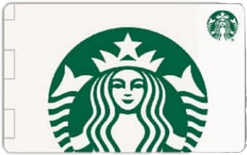 freetoedit card green giftcard starbucks