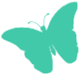 #gowon This Is Her Animal Known As The Butterfly And Her Color Is Eden Green #freetoedit