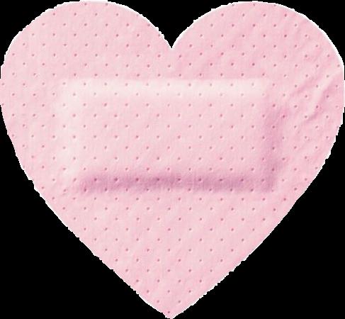 #bandaid #heart #cute #aesthetic #pink #pastel #freetoedit