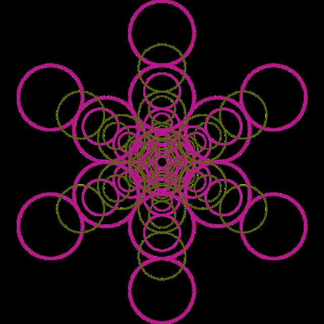 #geometry #sacredgeometry #metatronscube #circles