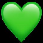 #emojis #heart #green 💚 #freetoedit