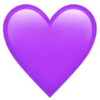 #emojis #heart #purple 💜 #freetoedit