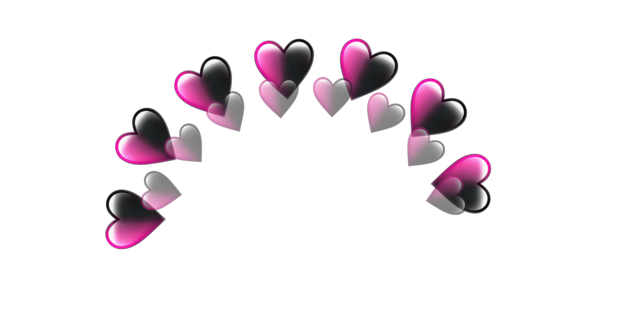 #freetoedit #heart #hearts #heartcrown #crown #heartscrown #crownheart #heartcrowns #happy #sad #cute