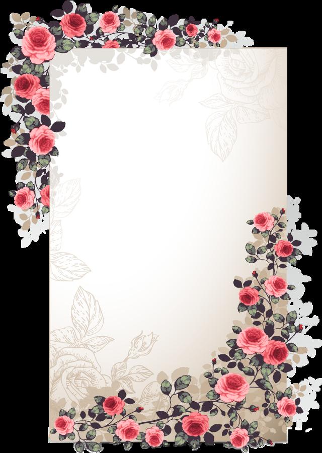 #freetoedit #frame #flowers #paper