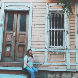people street oldhouse istanbul