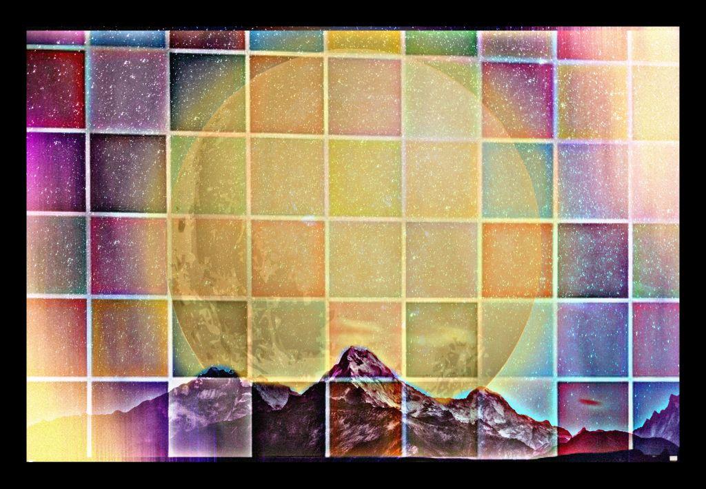 #freetoedit #squares #stars #galaxy #mountains #moon #hdreffect #maskeffect #remixed