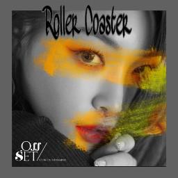freetoedit kpop rollercoaster chungha