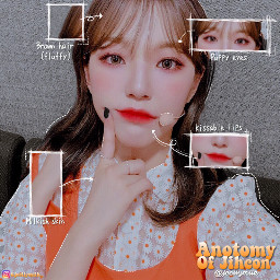 jiheon kpop ibispaintx ph edit
