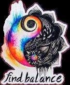balance spiritual colors freetoedit