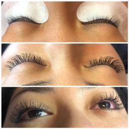 lashenvyokc lashextensions eyelashes eyelashextension lashesokc