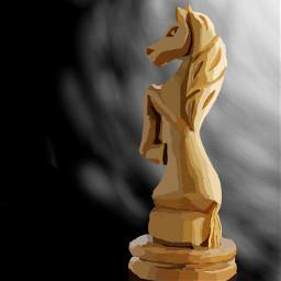 шахматы конь dcchess chess
