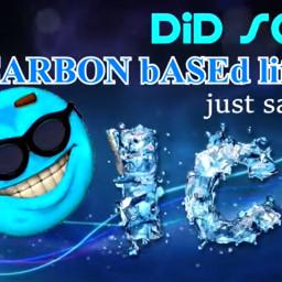 freetoedit surrealmemes mememan octahedron ice