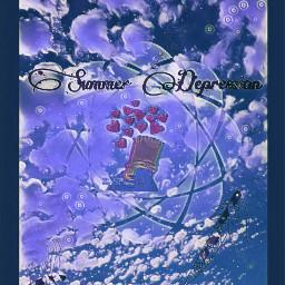 freetoedit summer depression