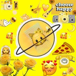 freetoedit background yellow aesthetic yellowaesthetic