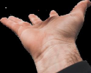 hand big surreal freetoedit