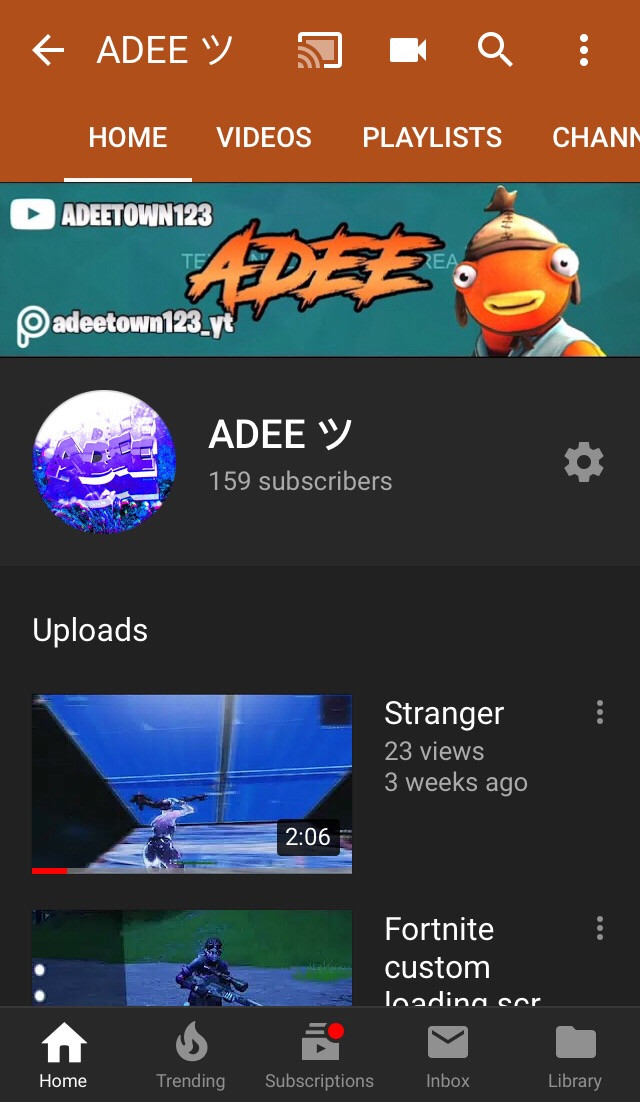 Pls sub to ma yt if you search ADEETOWN123 my channel will come up
