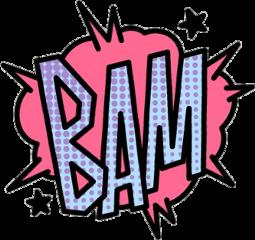 comic comicbook action actionbubble bam freetoedit