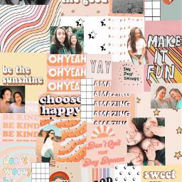 brightcolors collage