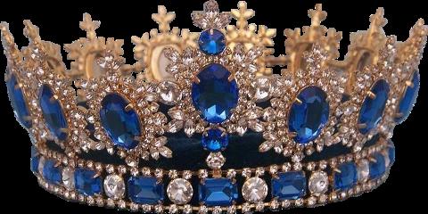 crown royal blue gold rich freetoedit