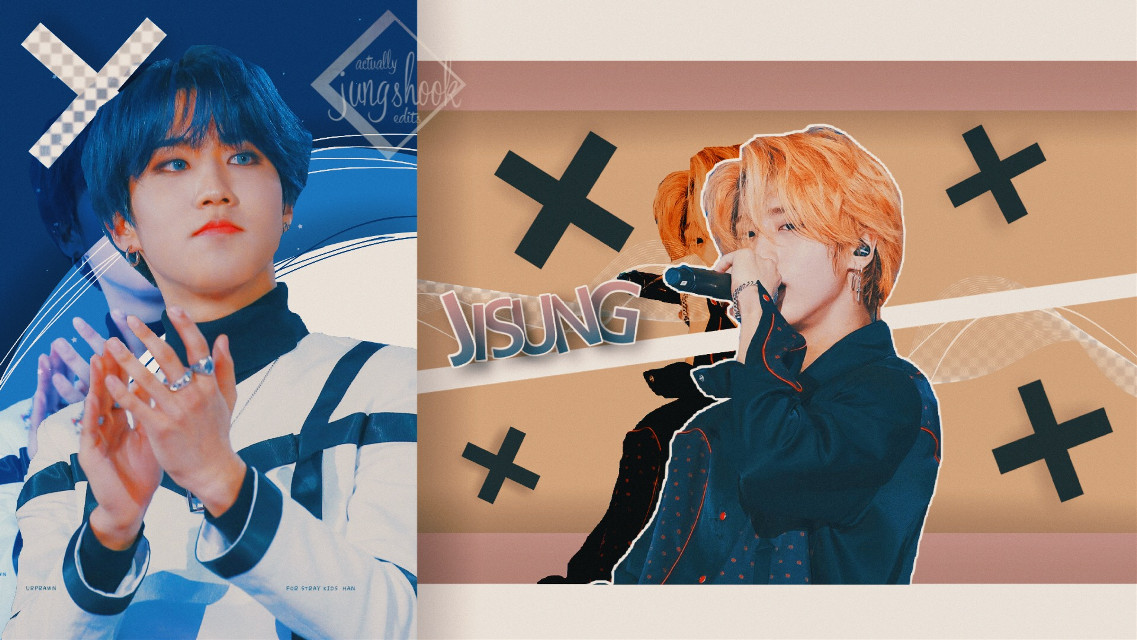 Han jisung edit for @jinshield_wipper ! Sorry its not purple but i couldnt find any pics to use the way i wanted that would work w purple, hope u like it anyway boi